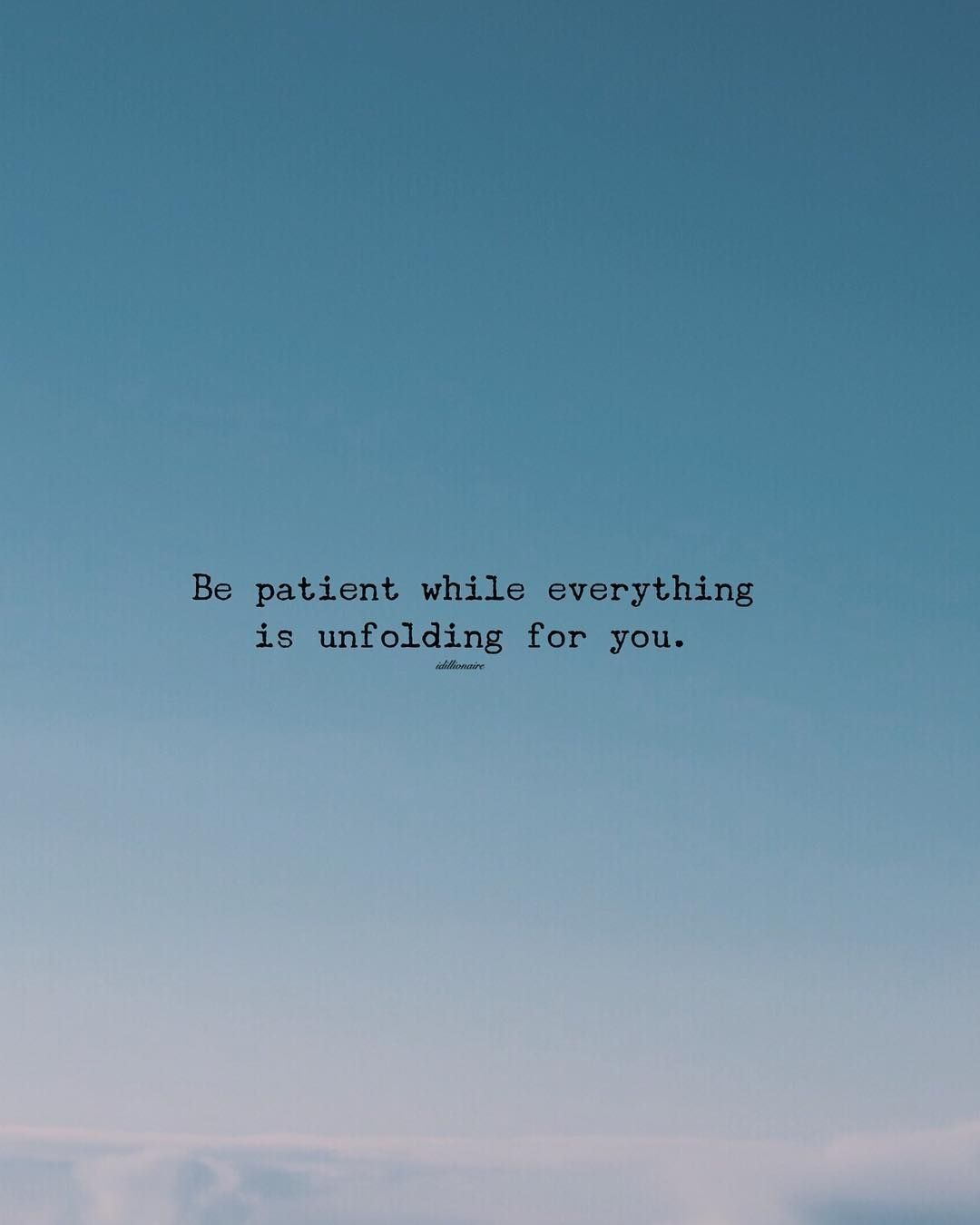 Inspiration I Choose To Be Patient With Myself Don T Let The