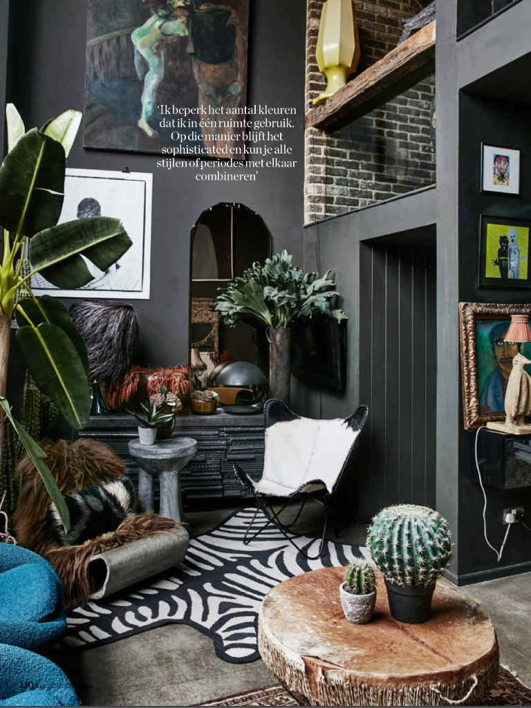 Dark Dramatic Eclectic Interior Design Eclectic Home Eclectic Interior