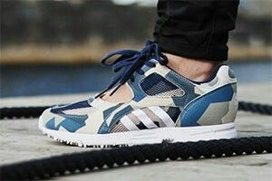 adidas eqt racing trainers camo
