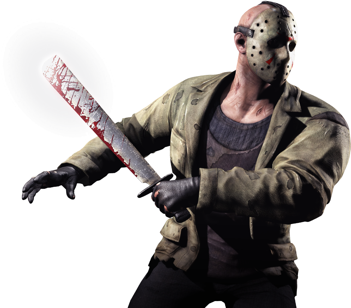 Jason Vs Mode Mortal Kombat Mortal Kombat X Jason Mask