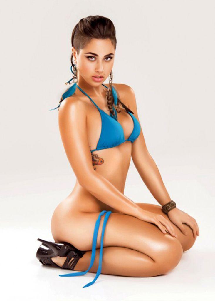Bikini model carol pier opinion