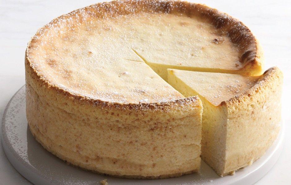 Ricotta Cheesecake - Bon Appétit