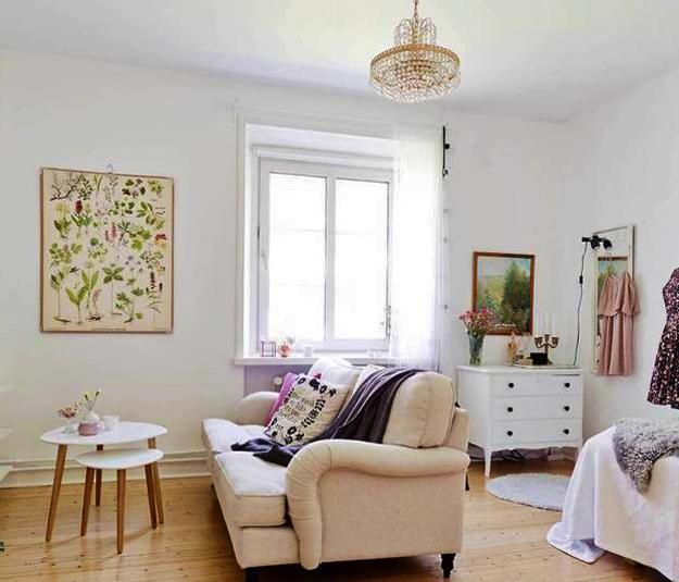 12 Home Staging Tips To Make Small Rooms Look Lighter And