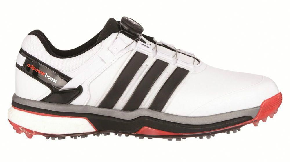 superior quality 6aea8 74a16 New For 2015 - adidas Golf adipower boost Boa Men s Golf Shoes - Wide Fit  mensgolfshoes