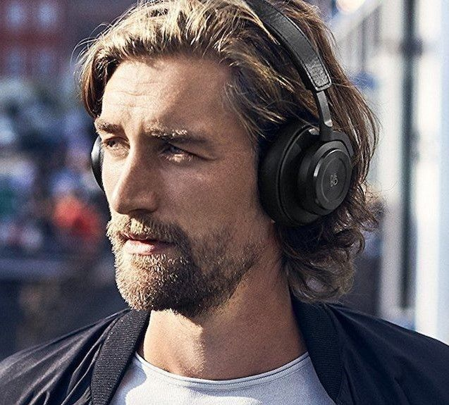 e0989809313 Bang & Olufsen B&O PLAY Beoplay H9 Wireless AptX Bluetooth Over-Ear  Headphone with Active Noise Cancelling