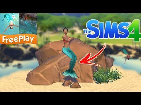 Merman Simmer Studio   Sims 4 Studio