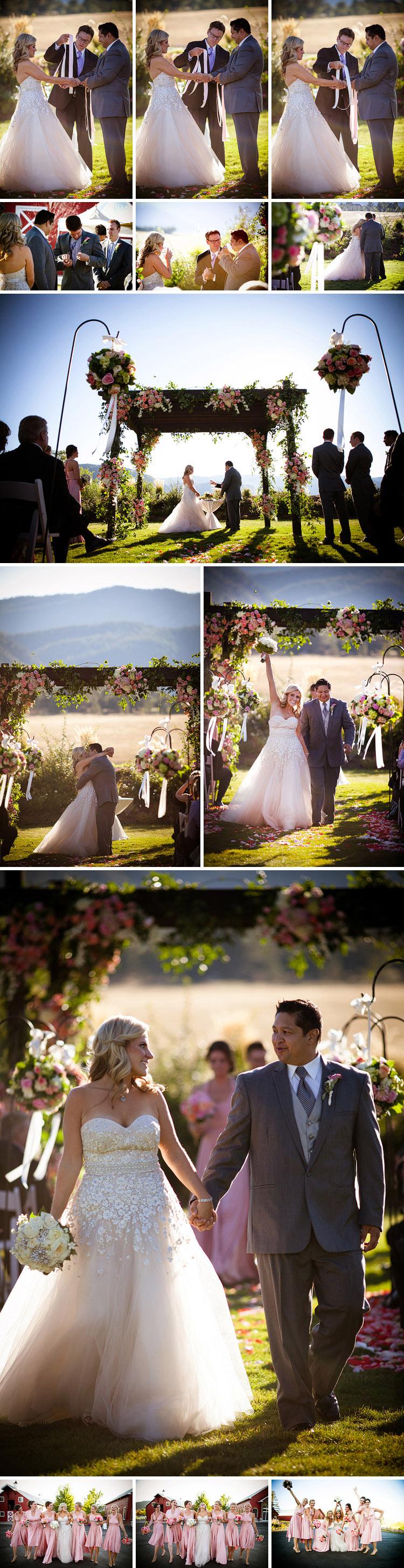 Colorado Wedding, Crooked Willow Farms #colorado #coloradowedding #crookedwillowfarms www.paigeeden.com