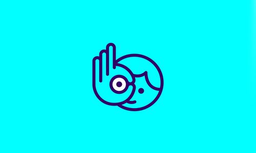 Observatory of childhood and early childhood by Velove #logodesign #logoconcept…