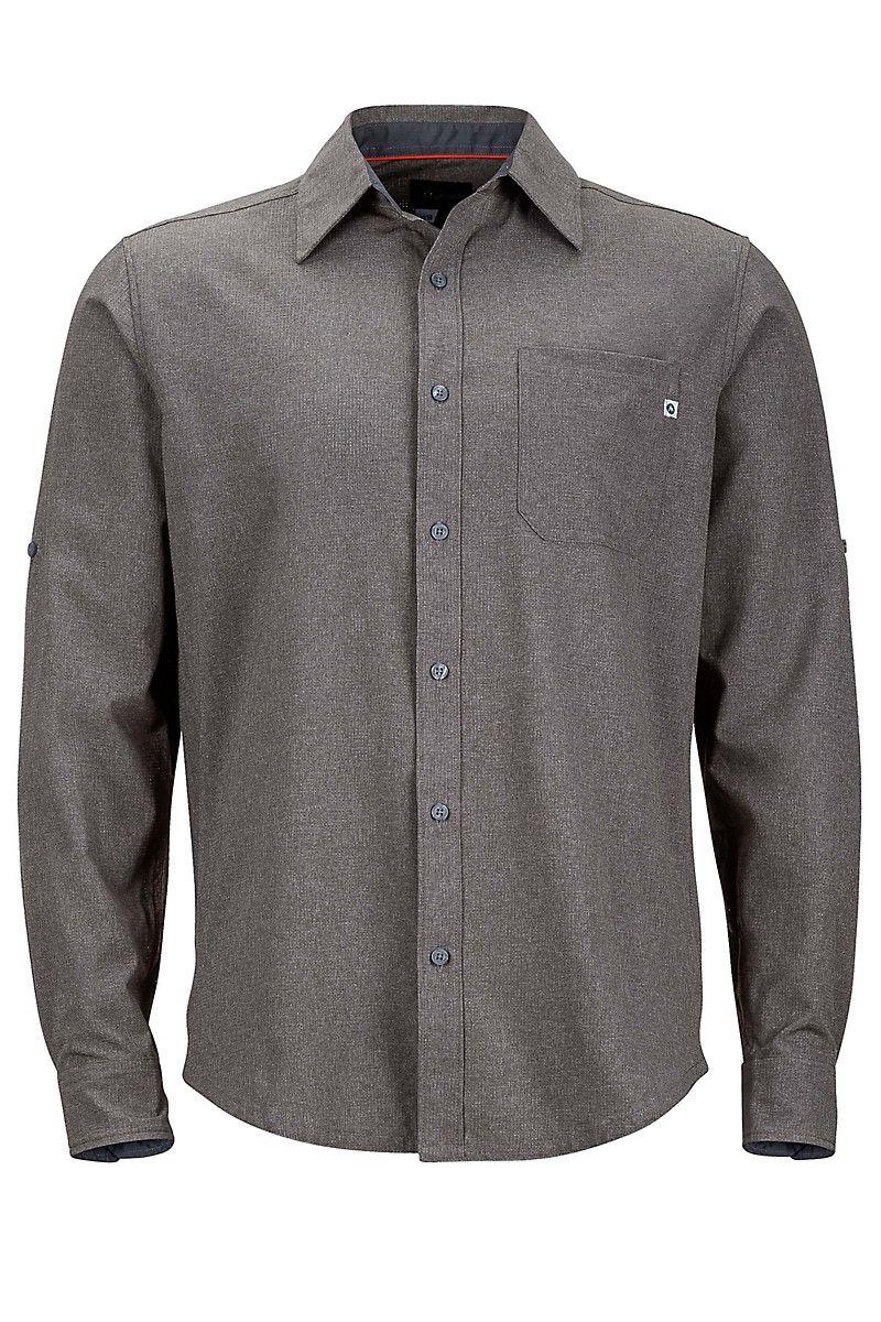 Marmot Long sleeve shirts, Shirts, Mens tops