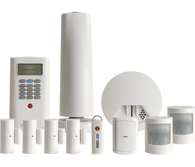 Simplisafe Defend Home Security System White Bby Def11 00 Best Buy Diy Home Security Home Security Systems Home Security Tips