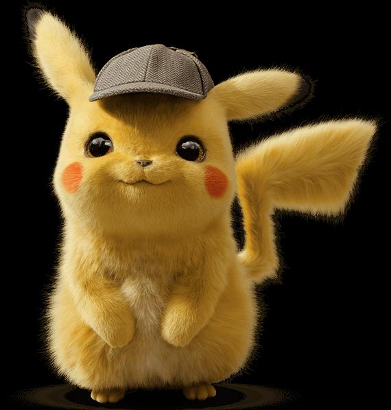 Detective Pikachu De Jcc Pokemon Pikachu Imagenes De Pikachu Tierno Pokemon Personajes