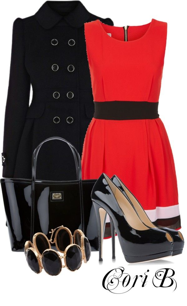 """Valentine Day 2"" by cori-black on Polyvore"