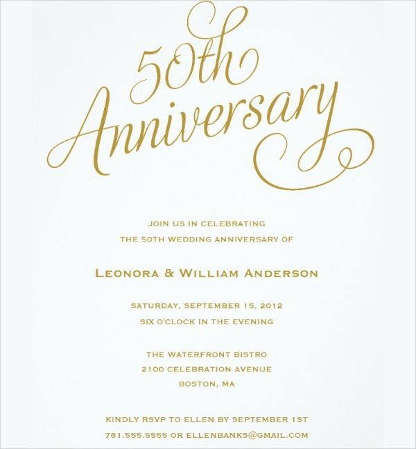 Wedding Anniversary Invitation Card Url Https Wedding Anniver 50th Wedding Anniversary Invitations Wedding Anniversary Invitations Anniversary Invitations