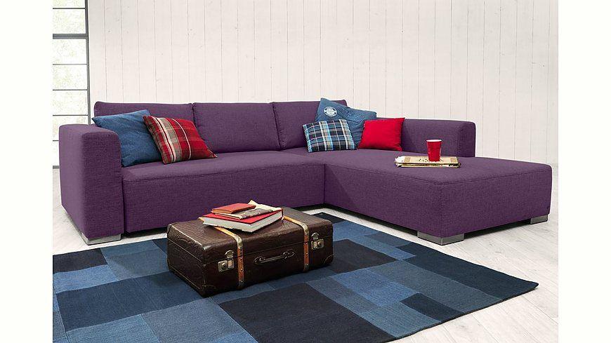 Tom Tailor Polsterecke M Heaven Style Colors Ottomane Rechts Wahlweise Mit Bettfunktion Jetzt Bestellen Unter Https Moebel Ladendirekt