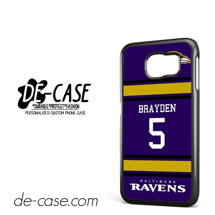 Brayden Baltimore Ravens DEAL-2078 Samsung Phonecase Cover For Samsung Galaxy S6 / S6 Edge / S6 Edge Plus