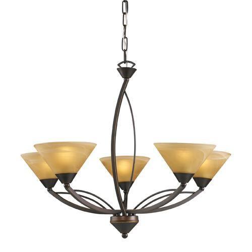 E76475 elysburg mid sized chandelier chandelier aged bronze tea at fergusonshowrooms com