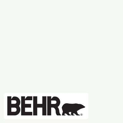 Behr Premium Plus 1 Gal Ultra Pure White Semi Gloss Enamel Low Odor Interior Paint And Primer In One 305001 The Home Depot Swiss Coffee Paint Paint Colors Behr