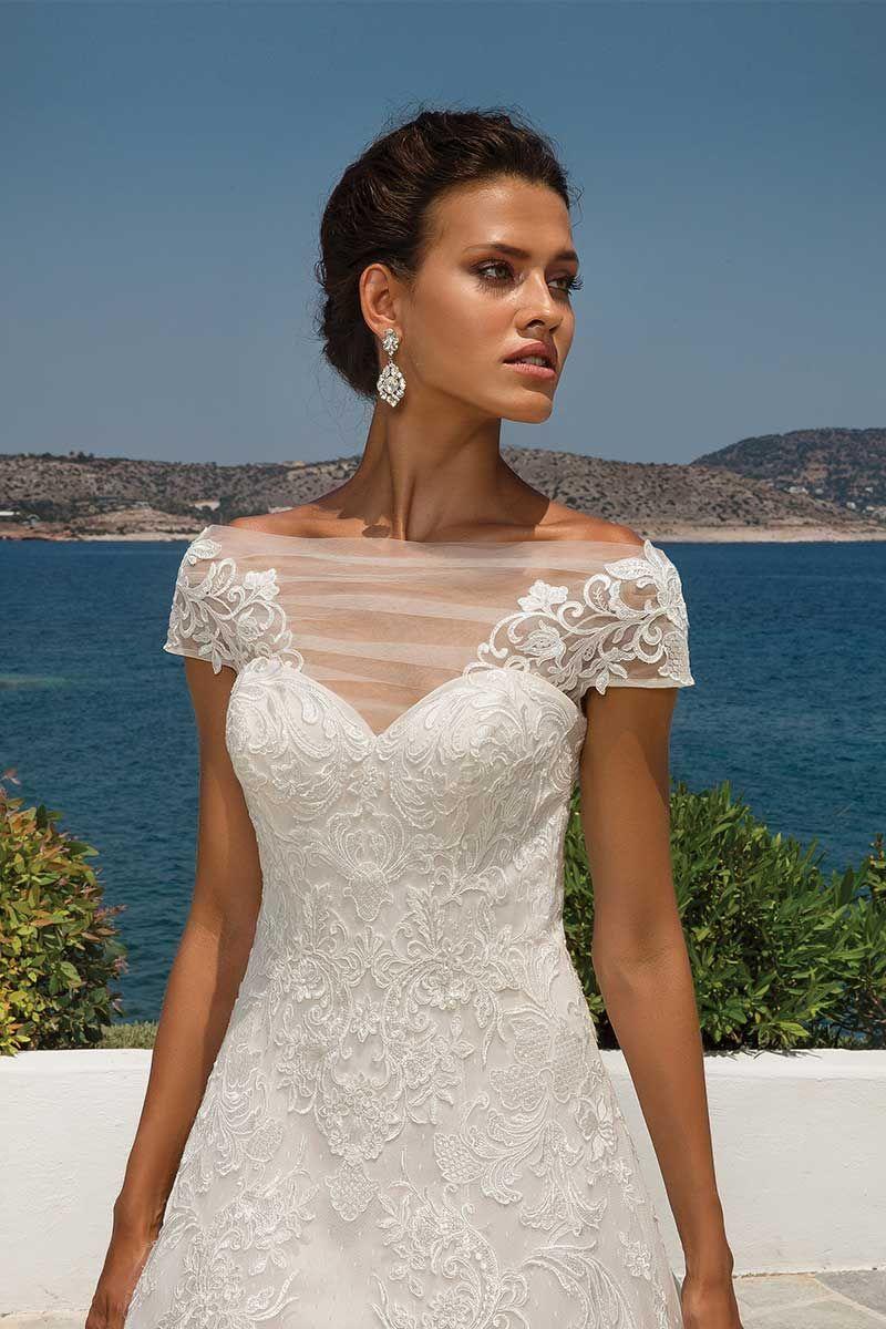 Justin Alexander 8955 Bridal Dress - Mia Sposa Bridal Boutique ...