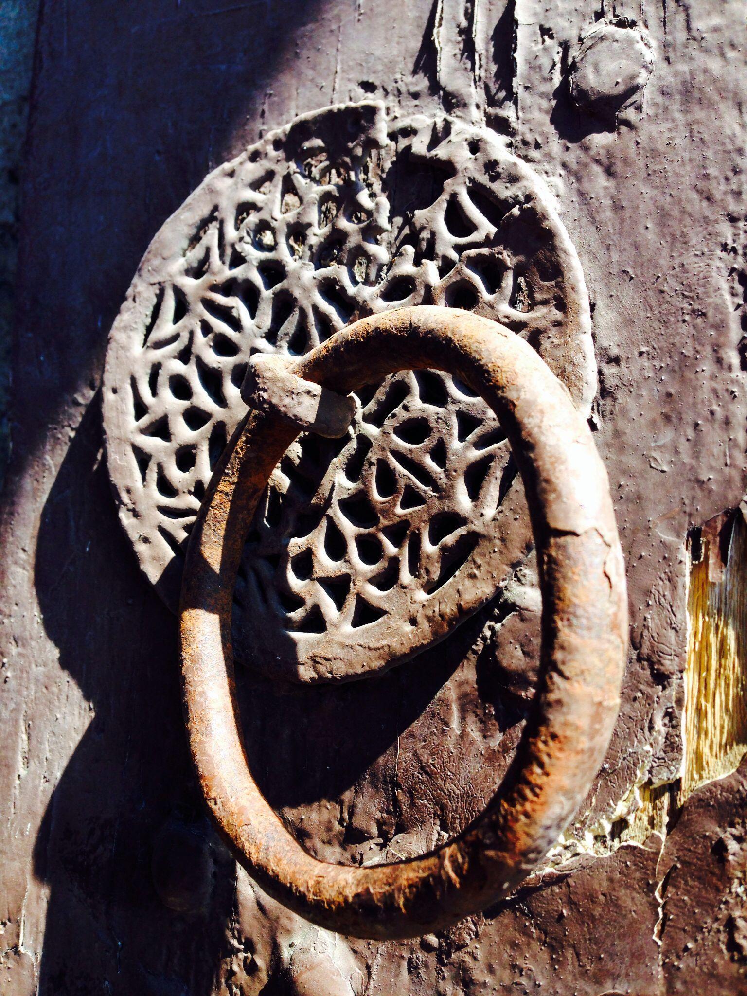 Istanbul - Door handle