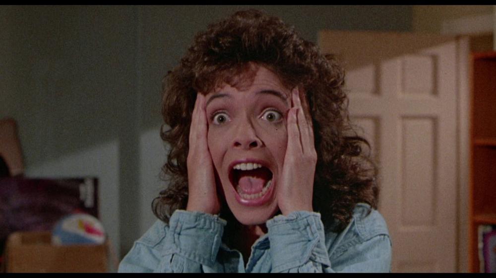Scared Stiff (1987) HD Trailer YouTube in 2020