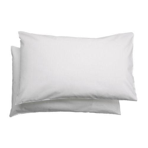 ikea len crib pillowcase, white by ikea. $14.99. product, Hause deko