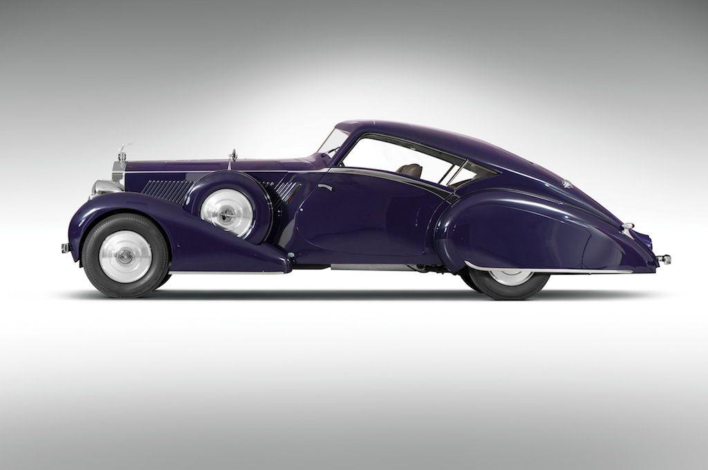 1937 Rolls Royce Phantom Iii Aero Coupe Rolls Royce Phantom