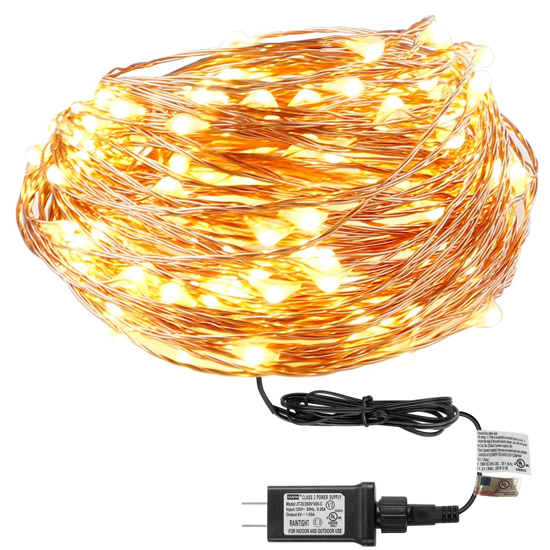 140led Mini Fairy Lights W Ul Adaptor Led Decor Fairy Lights Color