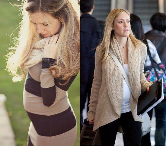 55ad0b01e Time for Fashion » Looks de street style para embarazadas II – Pregnancy  street style looks