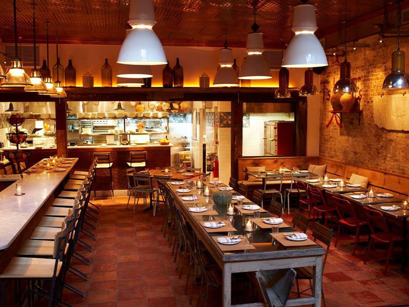 34 Terrific Places For Breakfast In Manhattan Restaurants