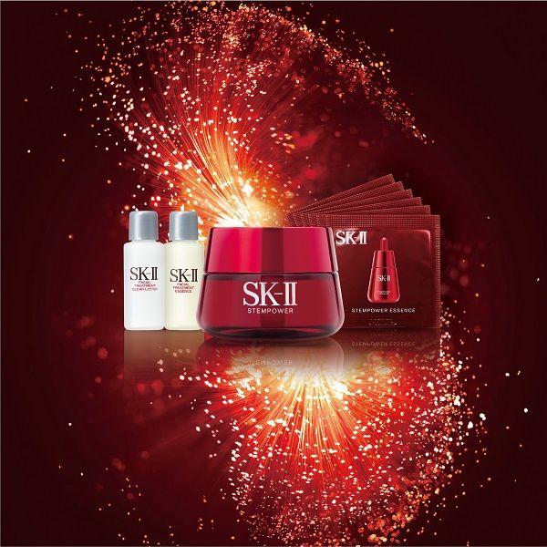 Sk Ii ステムパワー キット 乳液50g 化粧品のデザイン 化粧品 壁画