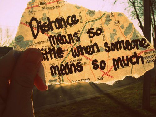 love long distance blog,