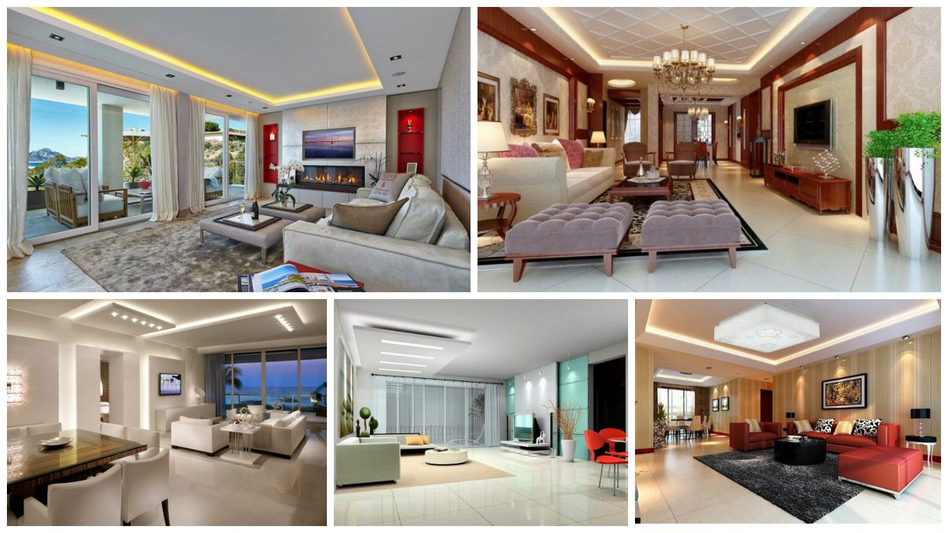 12 Enticing Led Lighting In Living Room That Will Steal The Show Living Room Lighting Living Room Designs Room