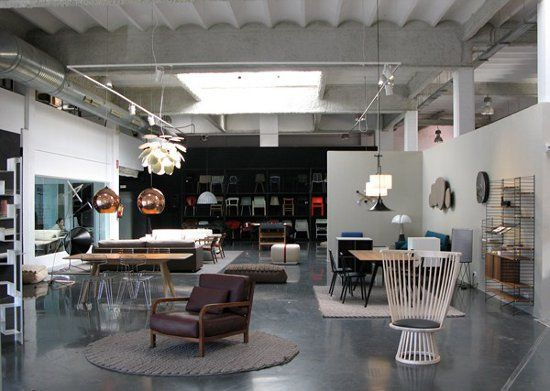 Dom sticoshop nuevo showroom de muebles de dise o en barcelona barcelona - Muebles de diseno barcelona ...