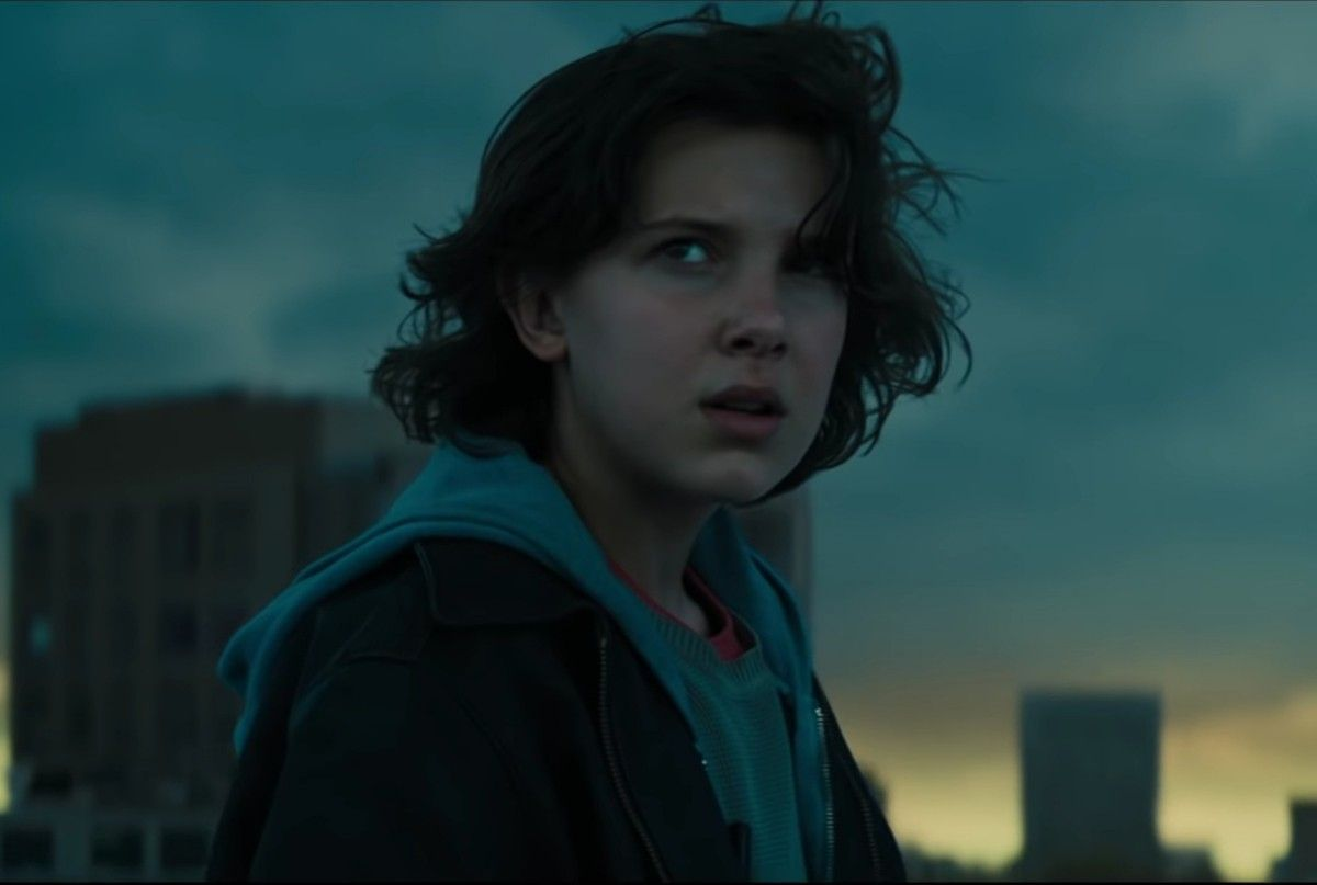Millie Bobby Brown/Godzilla: King of the monsters