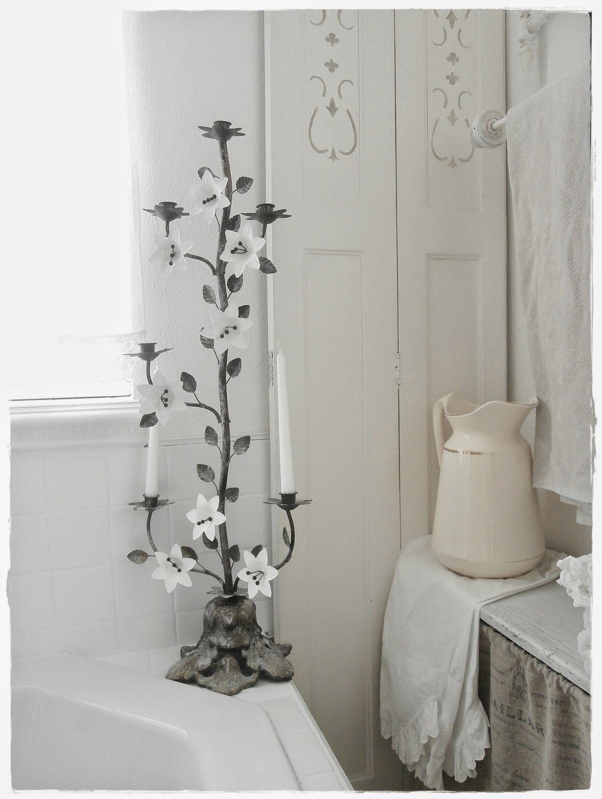 Stoere combinatie van zwart  oud hout  wit. unieke oude brocante ...