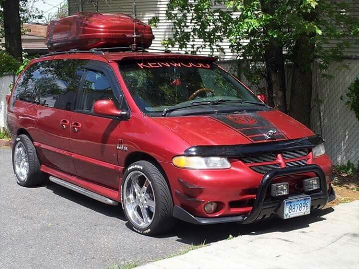 Chrysler Grand Caravan By Beth Dwyer Arbogast On Minivan Grand