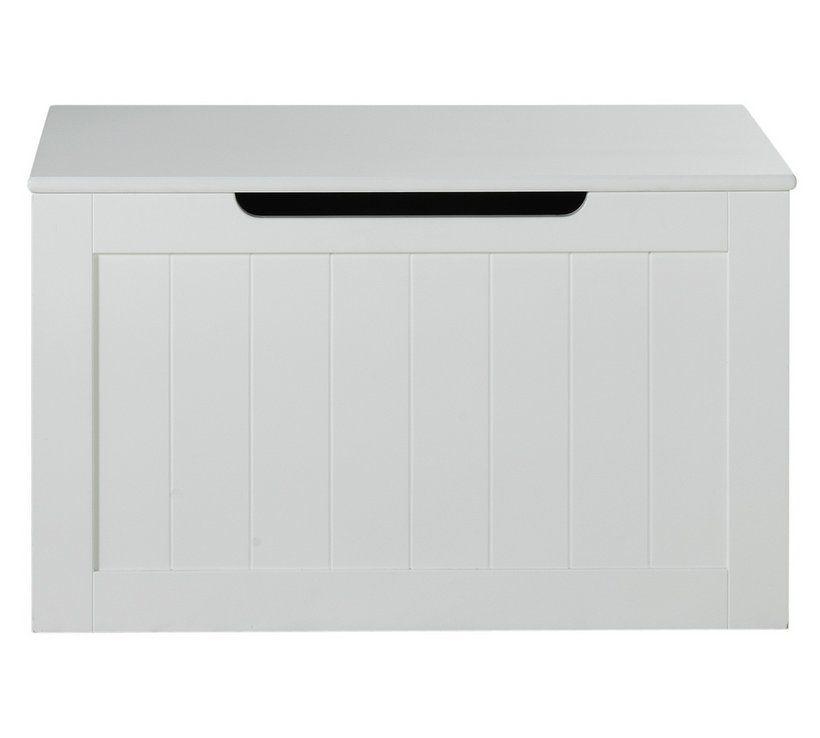 Buy argos home shaker blanket box white ottomans
