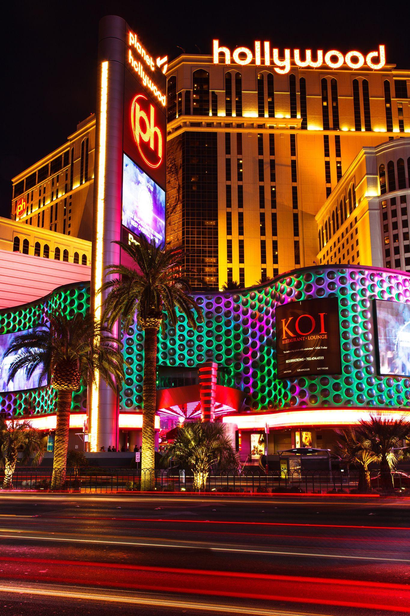 Hotels Near Planet Hollywood Las Vegas