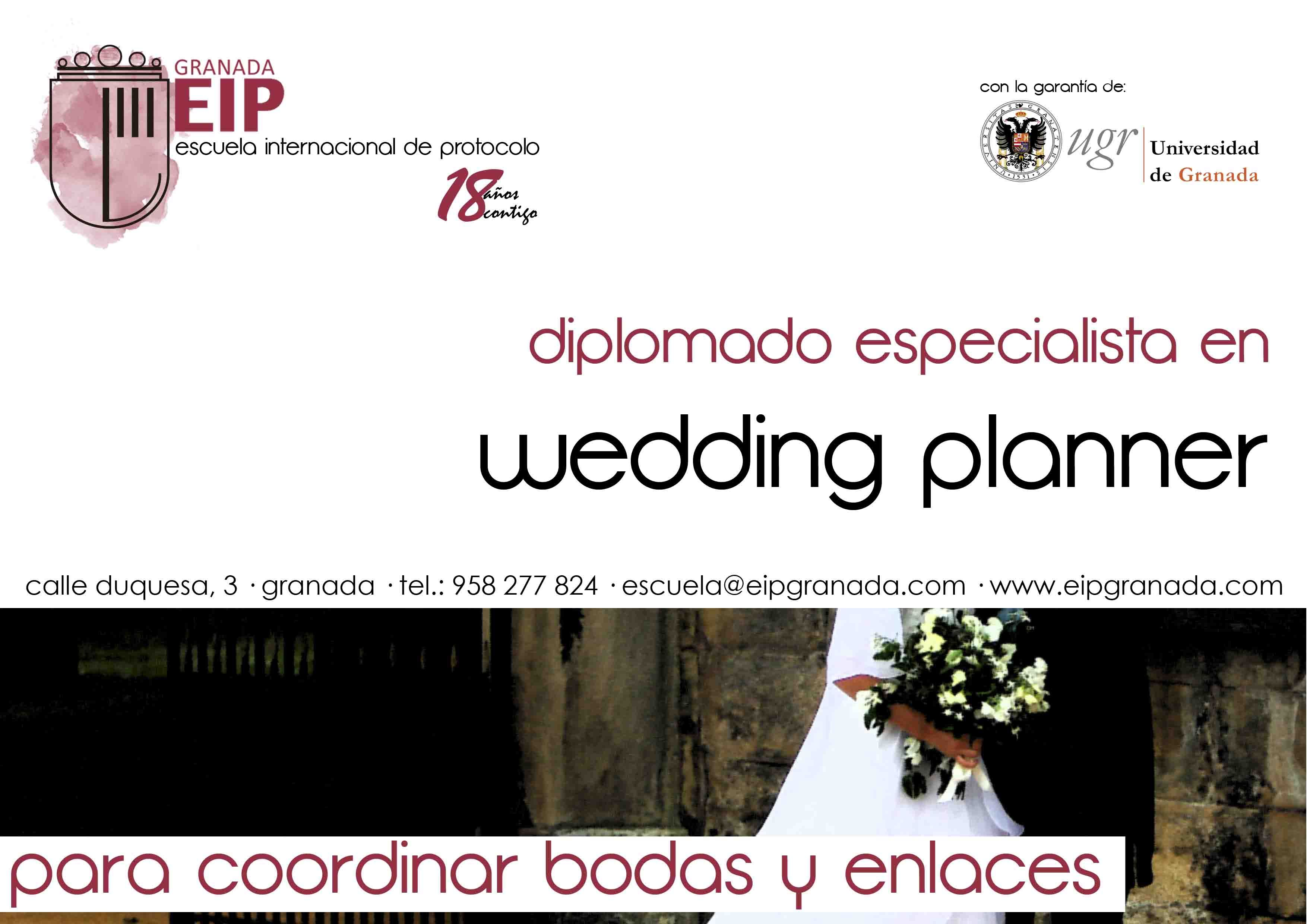Wedding Planner EIP Granada