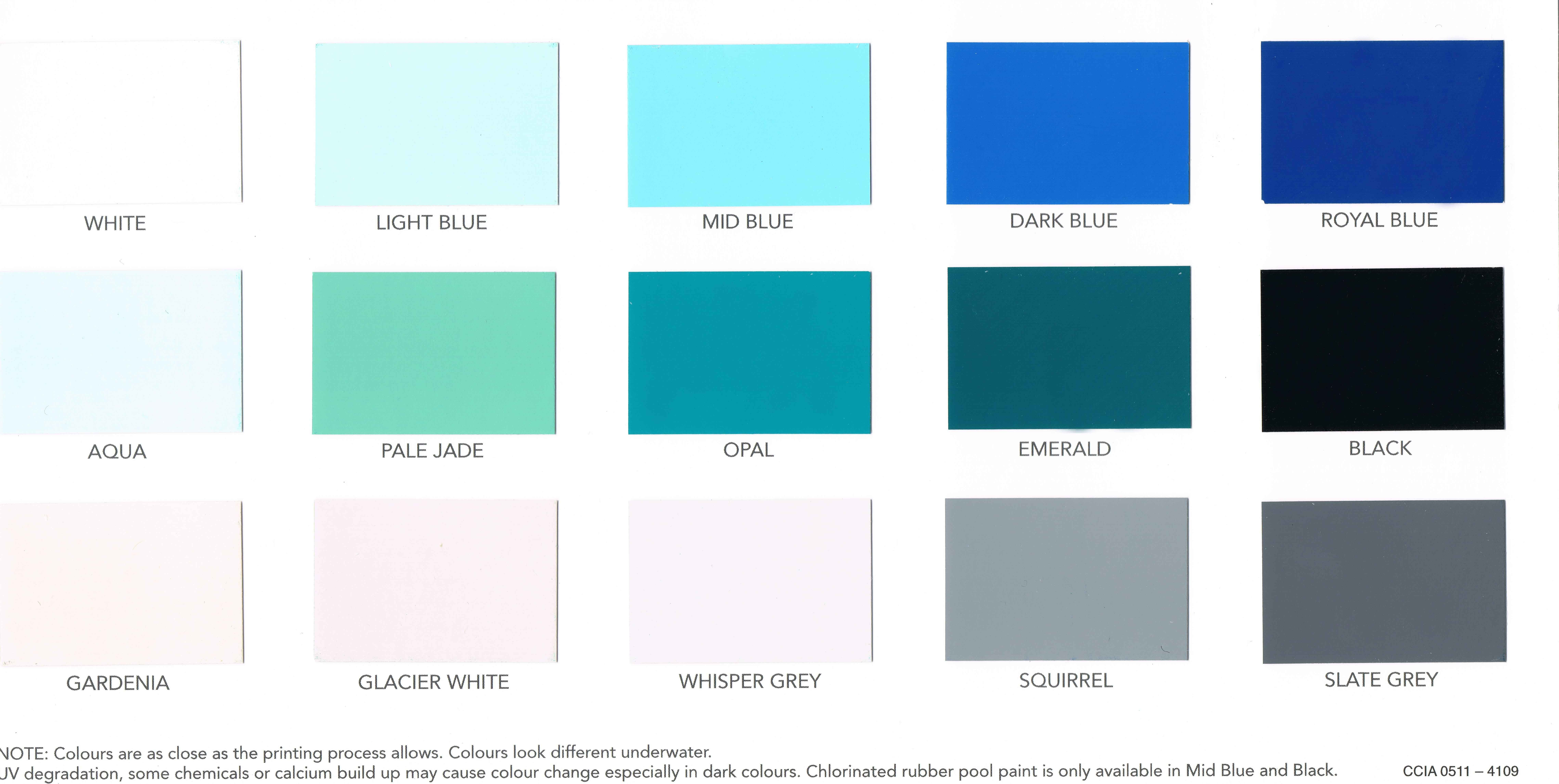 Specialist Pool Services Ltd - Pool Painting