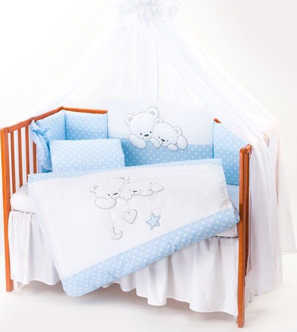 b3b23826a93 Tuttolina cuddle bear blue | προίκα μωρού | Toddler bed, Home Decor ...
