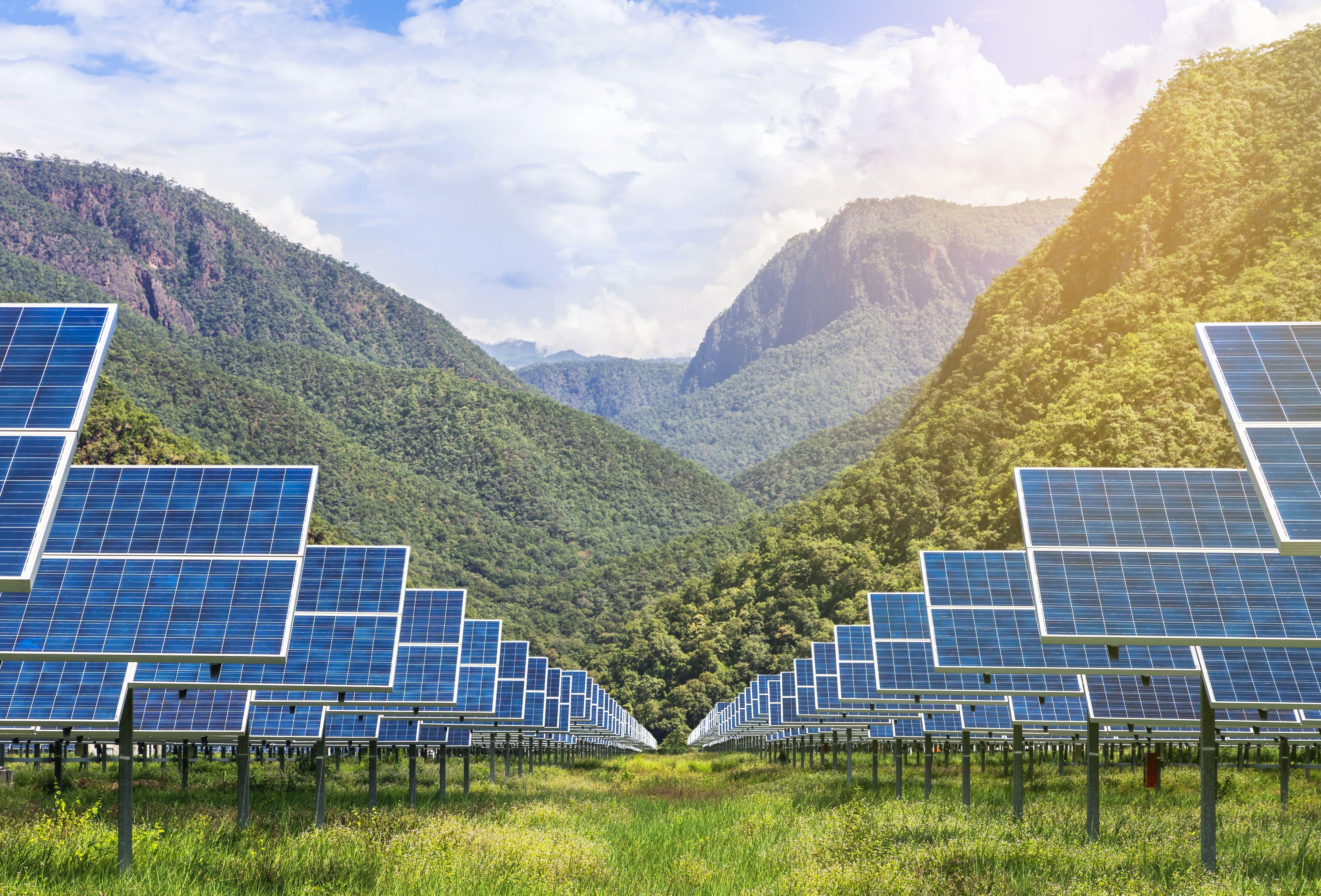 Nice Solar Panels In Valley Solar Solar Energy Panels Solar Panels