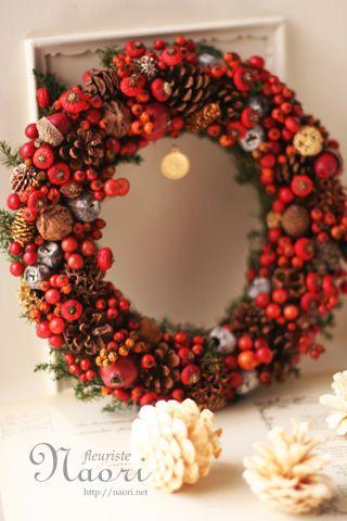 Christmas wreath 2012 koszoru Pinterest Wreaths, Christmas - christmas wreath decorations