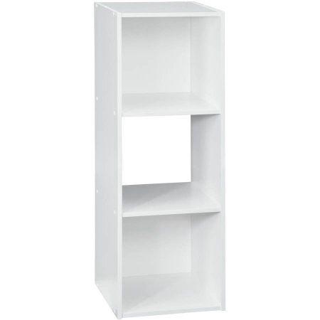 ClosetMaid 3 Cube Organizer, White   Walmart.com