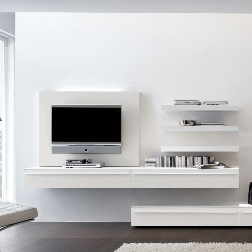 Wall Mount TV Unit