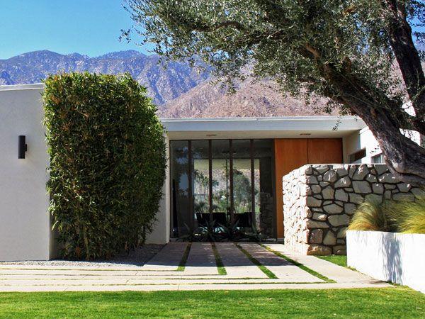 40 Truly Impressive Modern Front Yard Landscape Design Ideas ...