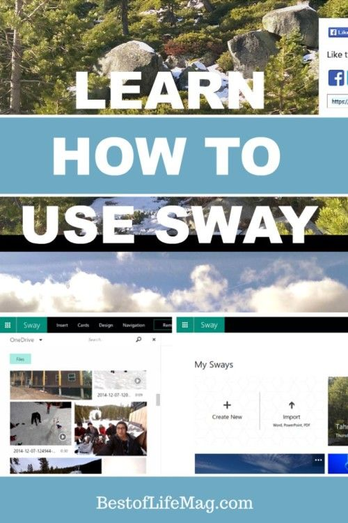 Microsoft Sway Tutorial Tutorials, Microsoft and Windows 10 - free spreadsheet application for windows 10