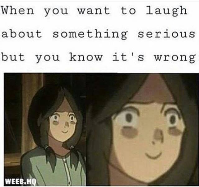 Trying To Keep A Straight Face And Failing Miserably Aot Minacarolina Anime Funny Anime Memes Funny Really Funny Memes