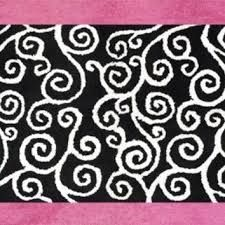 pink, white and navy rugs - Google Search