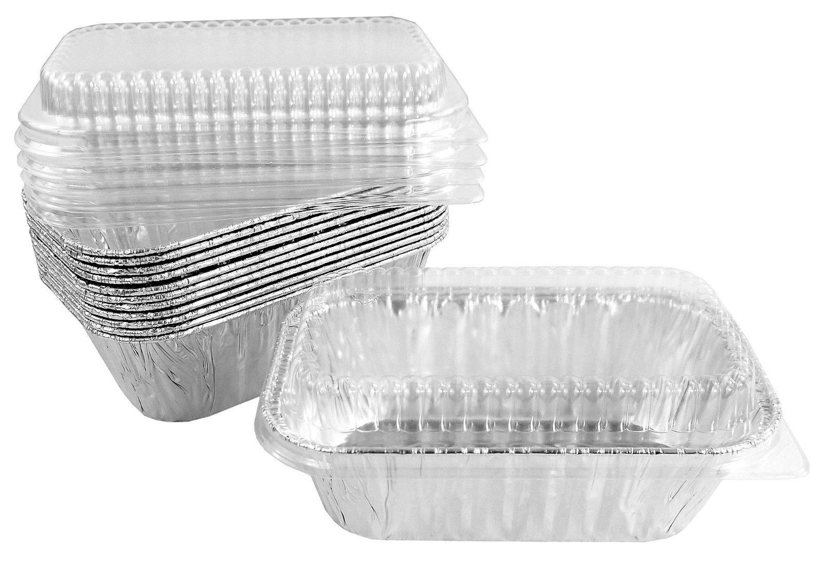 Details About Handi Foil 1 Lb Aluminum Foil Mini Loaf Bread